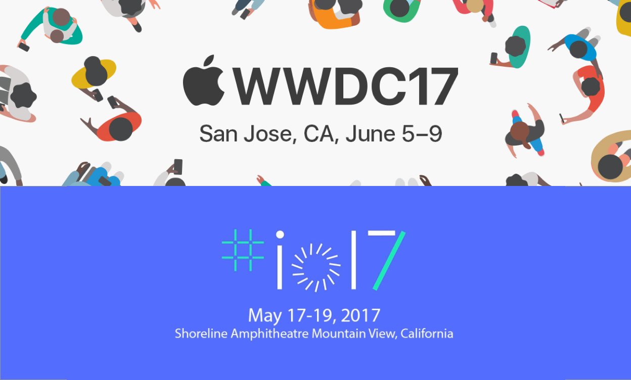 O que sua empresa precisa saber sobre a Apple WWDC e Google I/O