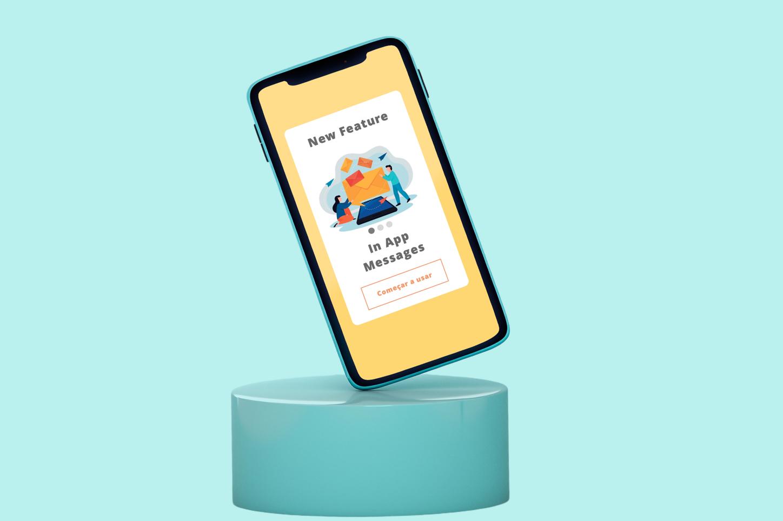 Como Usar In-App Messaging para Reter Seus Usuários