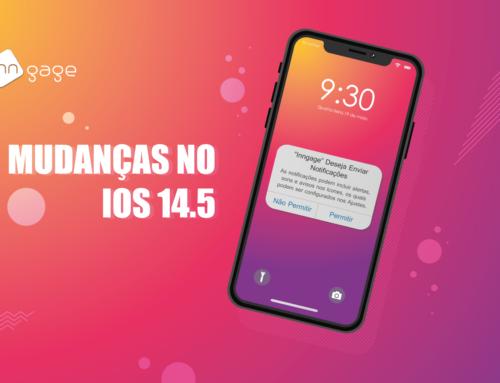 Mudanças iOS 14.5